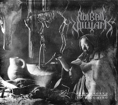 Abigail Williams - From Legend to Becoming 3 CD Box Set