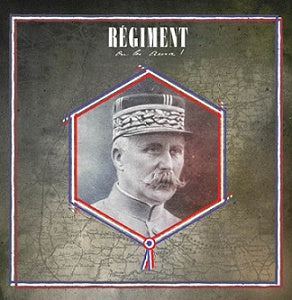 Régiment - On les aura! CD