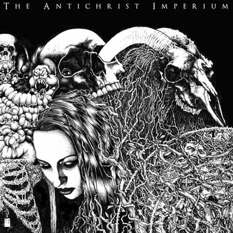 The Antichrist Imperium - The Antichrist Imperium CD