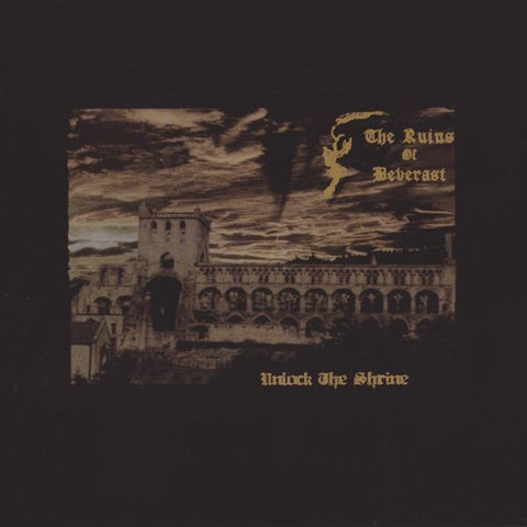 The Ruins of Beverast - Unlock the Shrine CD