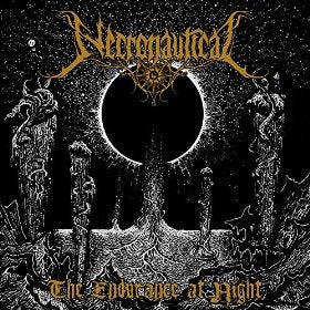 Necronautical - The Endurance at Night CD