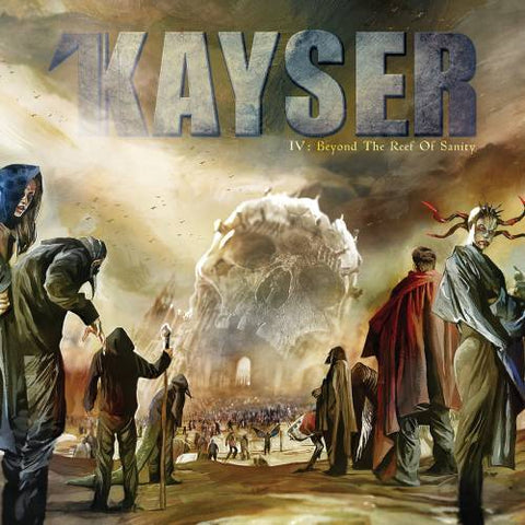Kayser - IV: Beyond the Reef of Sanity Slipcase CD