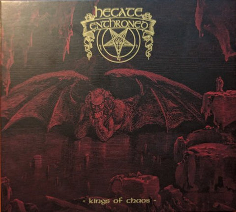 Hecate Enthroned - Kings of Chaos Digipak CD