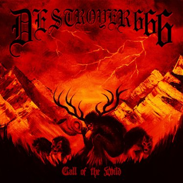 Destroyer 666 - Call of the Wild Digipak CD