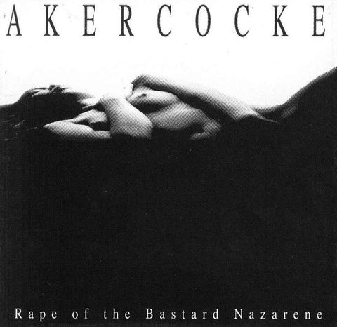 Akercocke - Rape of the Bastard Nazarene Digipak CD
