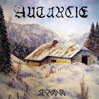 Autarcie - Sequania Black Vinyl LP
