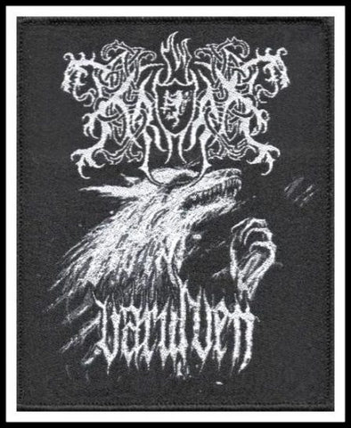 Kroda - Varulven Patch