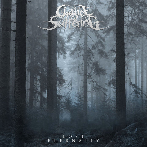 Chalice of Suffering - Lost Eternally	Digipak CD