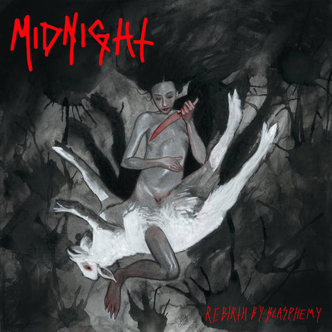 Midnight - Rebirth By Blasphemy Digipak CD