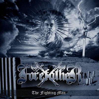 Forefather - The Fighting Man CD