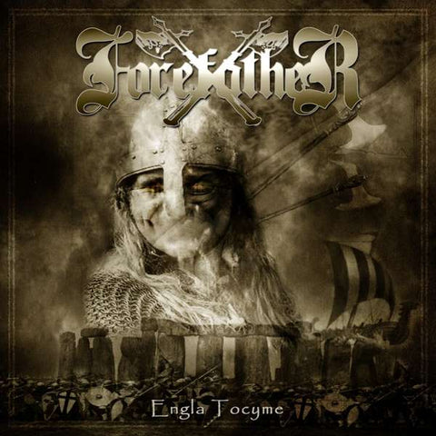 Forefather - Engla Tocyme CD