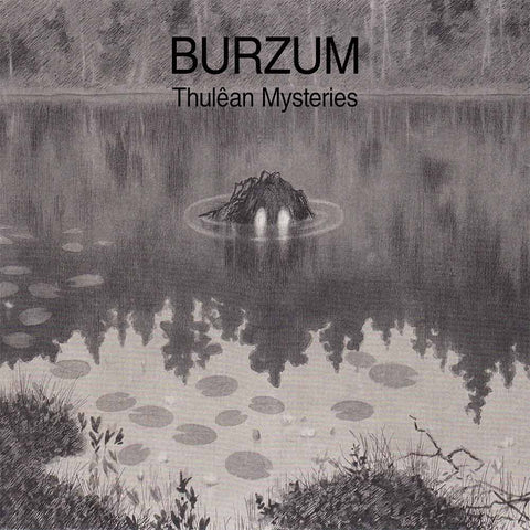 Burzum - Thulean Mysteries 2 CD Digipak