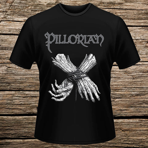 Pillorian - Tied Hands Short Sleeved T-shirt