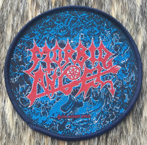 Morbid Angel - Altars of Madness Circular Patch