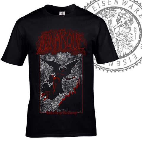 Monarque - Revelations Nocturnes Short Sleeved Tshirt