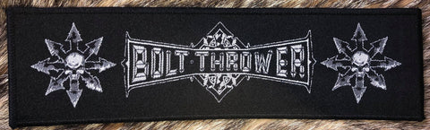 Bolt Thrower - Logo Patch