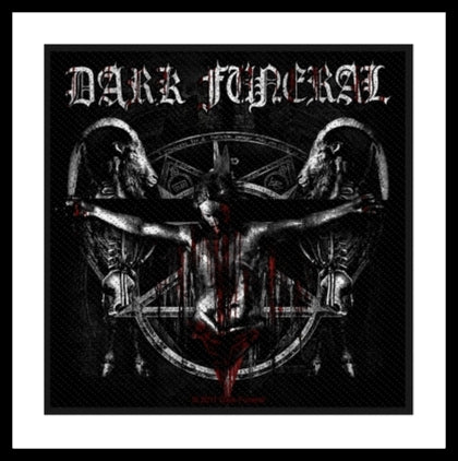 Dark Funeral - The Return Patch