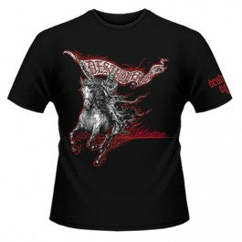 Destroyer 666	- Wildfire Short Sleeved T-shirt