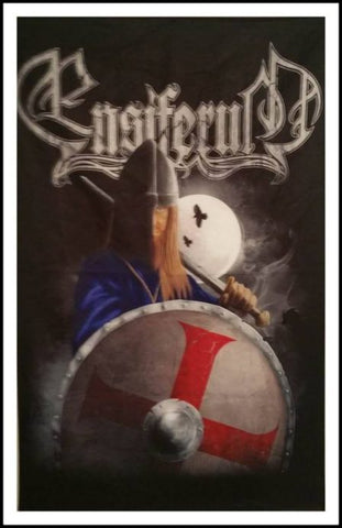 Ensiferum- Shield Flag