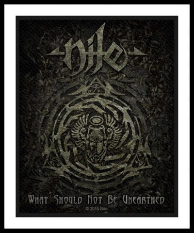 Nile - What Should Not Be Unearthed Patch