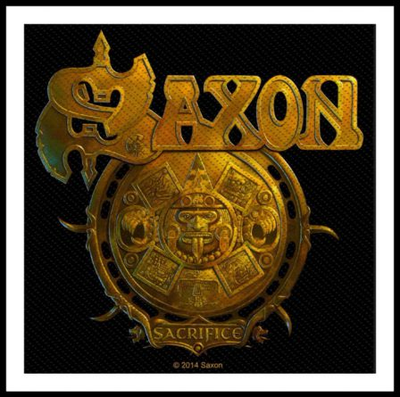 Saxon - Sacrifice Patch