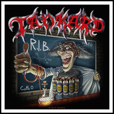Tankard- Rest in Beer Patch