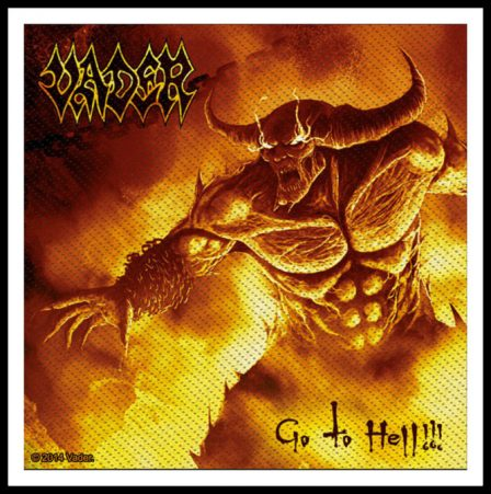 Vader - Go To Hell Patch