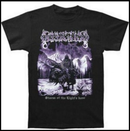 Dissection - Storm of the Lights Bane Short Sleeved T-shirt
