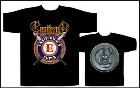 Ensiferum - Very Strong Metal Short Sleeved T-shirt - REDUCED PRICE!