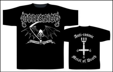 Dissection – Anti Cosmic Short Sleeved T-shirt