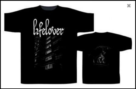 Lifelover - Lifelover Short Sleeved T-shirt