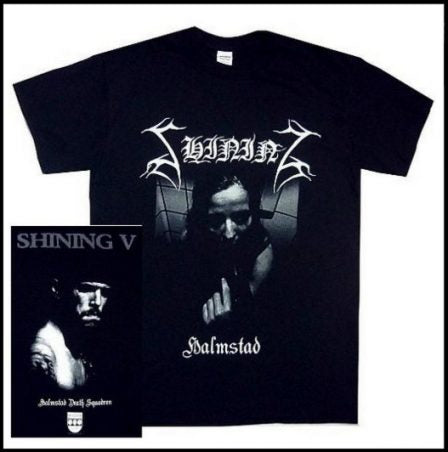 Shining - V: Halmstad Short Sleeved T-shirt