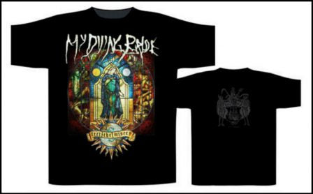 My Dying Bride- Feel The Misery Short Sleeved T-shirt