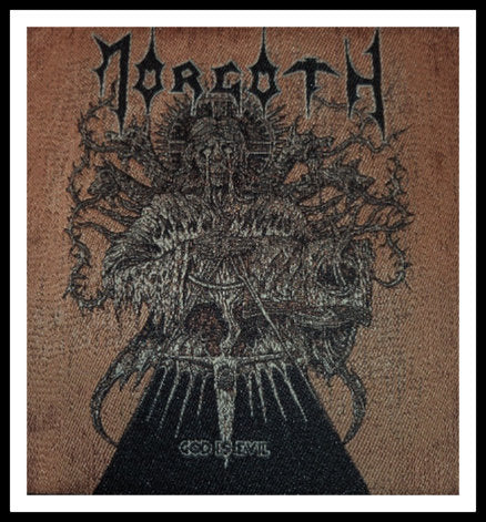 Morgoth - God Is Evil Patch