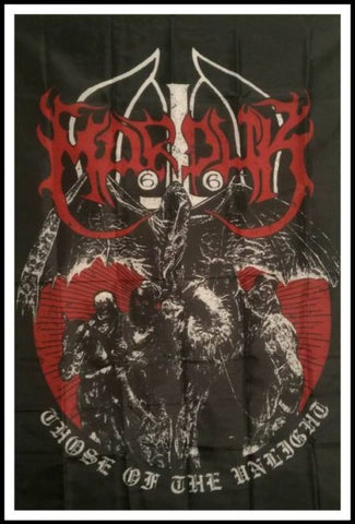 Marduk – Those Of The Unlight Flag – Limited to less than 100! - LAST ONE!