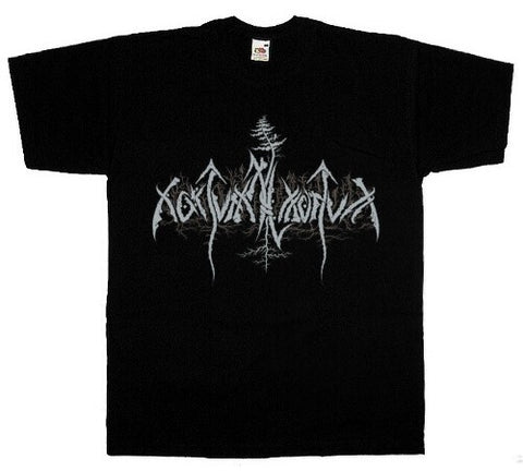 Nokturnal Mortum	- New Logo Short Sleeved Tshirt