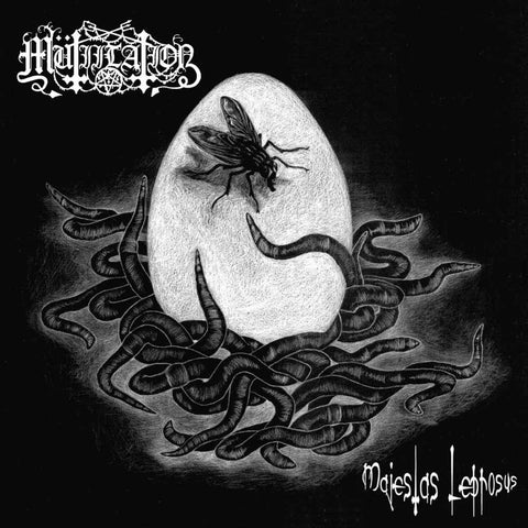 Mutiilation - Majestas Leprosus Digipak CD