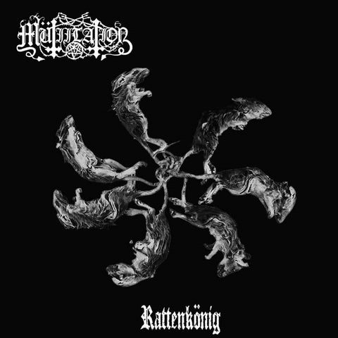 Mutiilation - Rattenkonig Digipak CD