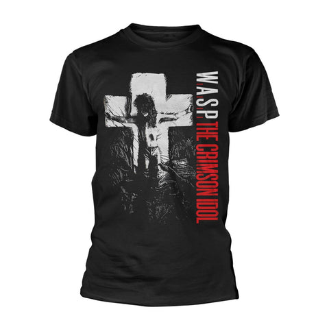 W.A.S.P. - The Crimson Idol Short Sleeved T-Shirt