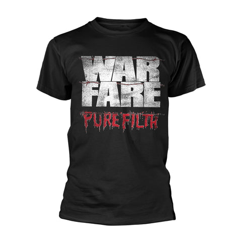 Warfare - Pure Filth Short Sleeved T-shirt