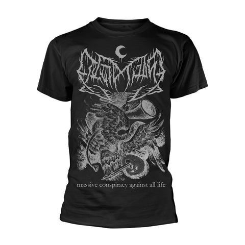 Leviathan - Conspiracy Seraph Short Sleeved T-shirt