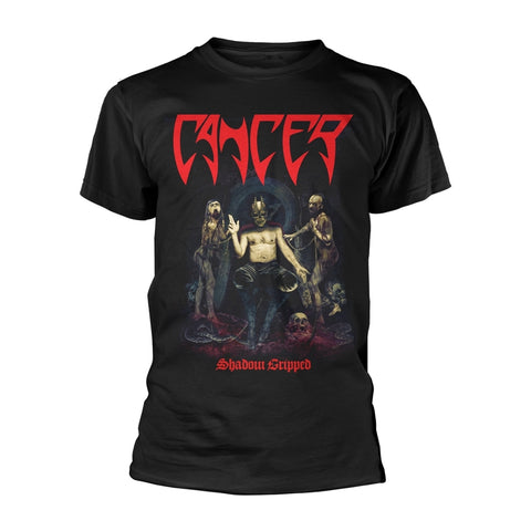 Cancer - Shadow Gripped Short Sleeved T-shirt