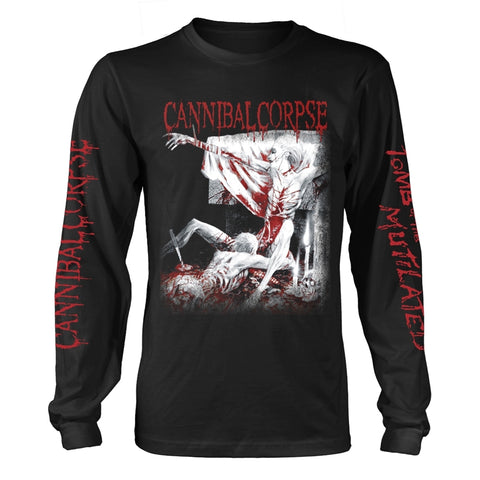 Cannibal Corpse - Tomb of the Mutilated Long Sleeve Shirt