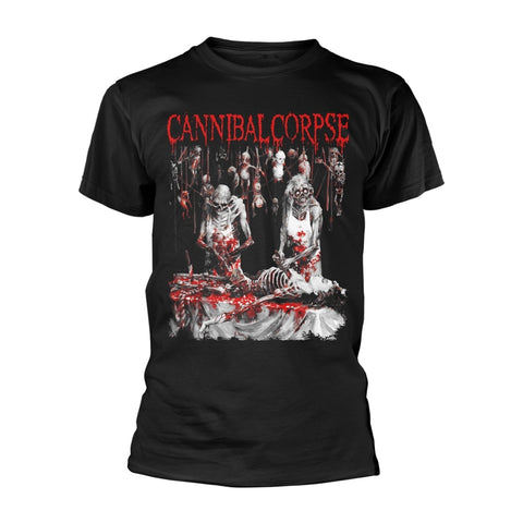 Cannibal Corpse - Butchered At Birth Short Sleeved T-shirt