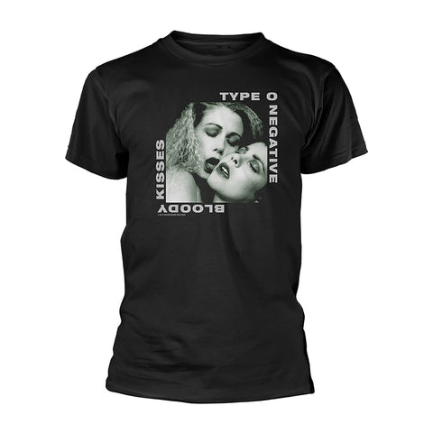 Type O Negative - Bloody Kisses Short Sleeved T-shirt
