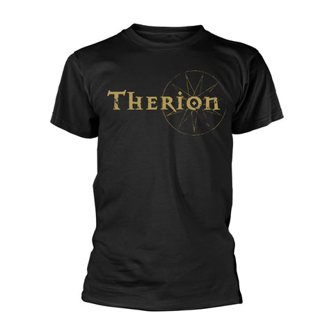 Therion - Logo Short Sleeved T-shirt