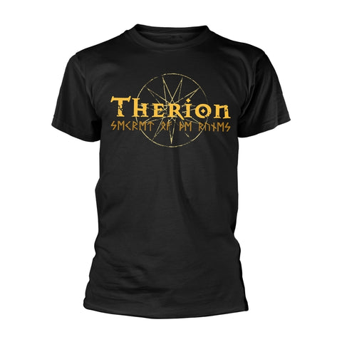 Therion - Secret of the Ruins Short Sleeved T-shirt