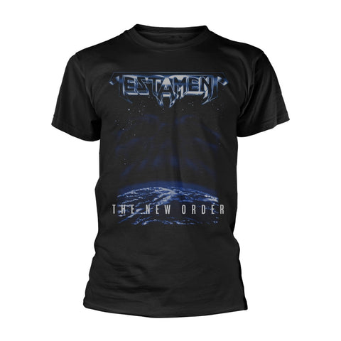 Testament - The New Order Short Sleeved T-shirt