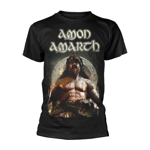 Amon Amarth - Berzerker Short Sleeved T-shirt