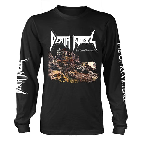 Death Angel - The Ultra-Violence Long Sleeve Shirt